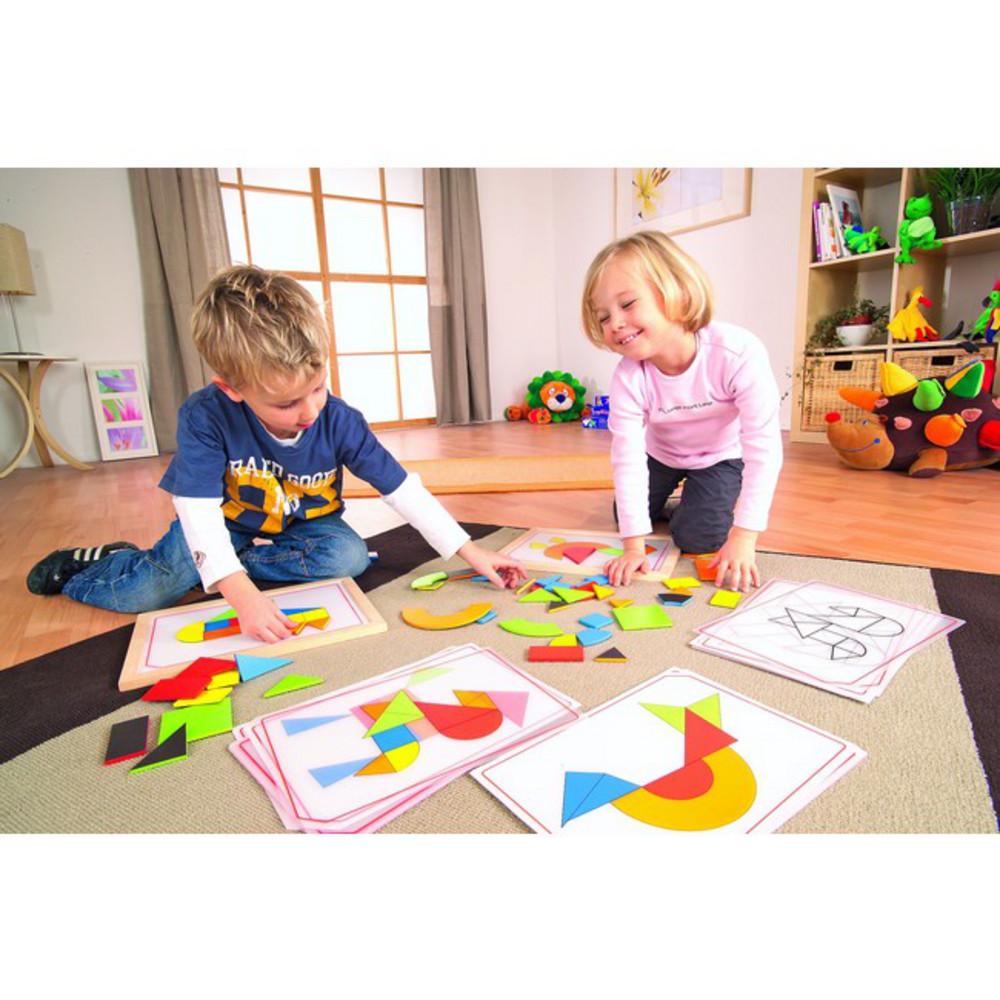 Развивающие игры для детей с года своими руками